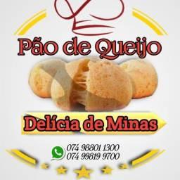 Pão de Queijo Delícia de Minas