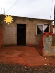 Casa na estancia III 2 quartos, sala,cozinha,1banheiro,área de serviço, garagem.,