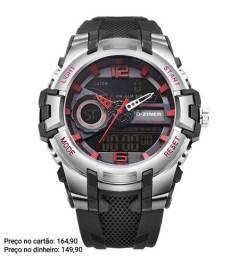 Relógio masculino importado original D-Ziner exclusivo