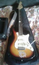 Guitarra strainberg completa 400