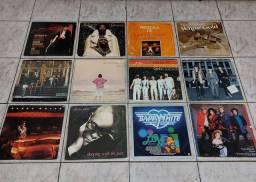 VINIL- LOTE C/13 LP'S/LA BAMBA/BARRY WHITER/HEART/PHATOM,ROCKER&SLICK +