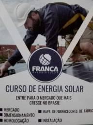 CURSO DE ENERGIA SOLAR.