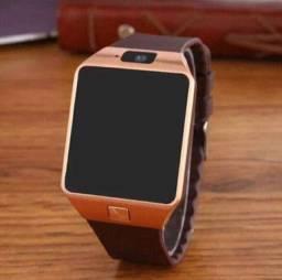 Relógio inteligente celular smart Watch dz09 Bluetooth chip cartão de memória etc