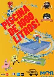 Final de Semana Começa com Promoção!! Piscina de 1000 Litros! (MOR)