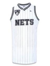 Regata basquete NBA Brooklyn Nets New Era Jersey Original