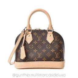 Louis Vuitton Alma Baby