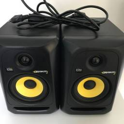 Monitor de Áudio KRK ROKIT 5 G3 PAR