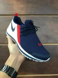 Nike azul e branco 40 e 41