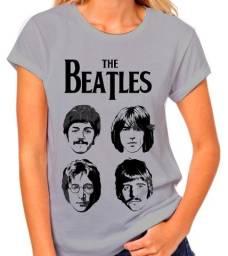 Camiseta Personalizada The Beatles