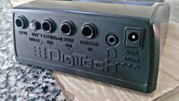 Pedaleira Digitech RP70 Multi Efeitos Para Guitarra com Fonte . Só vendo