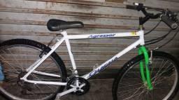 Bicicleta Cinza