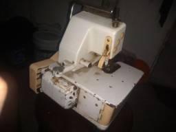 Máquina de custura overlock