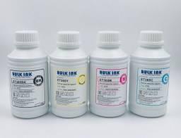 Refil 500ml Tinta Compatível impressoras Epson, Canon e Hp