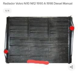 Peças  caminhão volvo radiador, interculeer....