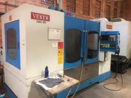 Centro de Usinagem Veker MVK 1000 C - 2011