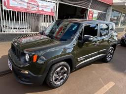 Jeep renegade 1.8 aut 18/18 27 mil km