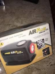 compressor de ar com lanterna AIR PLUS SCHULZ