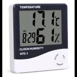 Termômetro digital com umidade