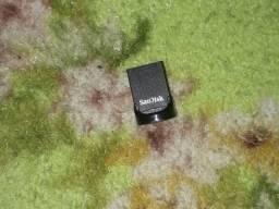 Vendo pendrive 128gigas 3.1 SanDisk