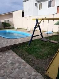 Casa grande com piscina na praia de Guaratuba