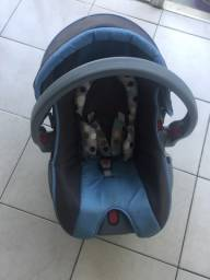 Carrinho e Cadeirinha Travel System Reverse Azul- Cosco