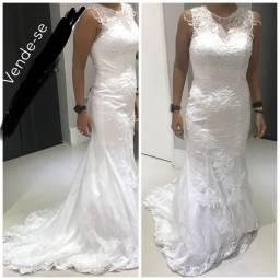 Vestido de Noiva - Vendo