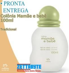 Colônia Mamãe e Bebê - 100ml