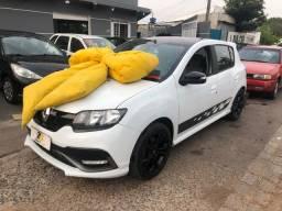 Renault-Sandero Sport RS 2.0 flex. ( impecável)