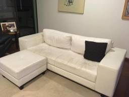 Sofa 2 cores Com capa e sem capa !