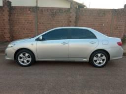Corolla GLI 1.8 automático 2010/2011