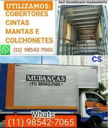 Mudanças ABC e Grande São Paulo