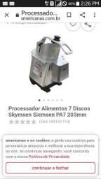 Processador profissional