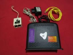 Modem roteador technicolor TD5137