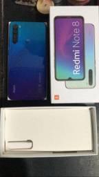 Xiaomi redmi note 8 com defeito