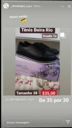 Tênis Beira Rio - Semi Novo