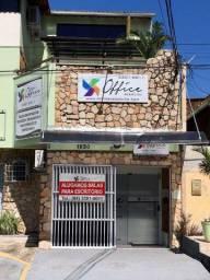 Aluga-se sala comercial na Office Negocios - Capim Macio *