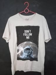 4 Camisas originais Pool
