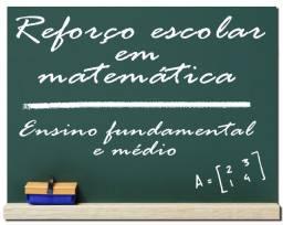 Aula particular Matemática