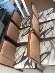 6 cadeiras 1300