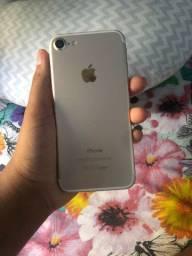 iPhone 7 gold semi-novo