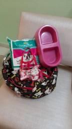 Kit para cães pequeno porte