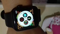 Smartwatch iwo 8 lite unissex. Apenas 2 unidades disponiveis. Novo na caixa com garantia .