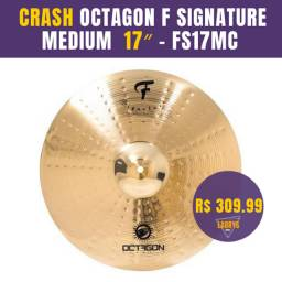 Prato Octagon F Signature Medium Crash 17? (FS17MC)
