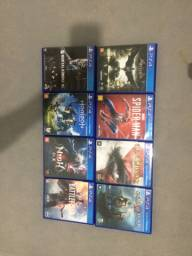 Troco jogos de PS4 por Xbox One
