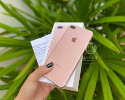 IPhone 7 Plus 32gb ROSÊ Gold Completo (Nota fiscal Garantia)