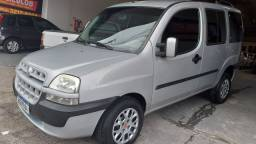 FIAT DOBLO 1.8 ELX 2007 COMPLETA