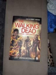 Livro The  Walking Dead: Busca e Destruição