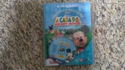 Coleção Brincando e Aprendendo Casa Do Mickey Mouse
