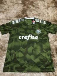 Camisa Palmeiras III 18/19 - Verde