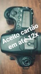 Canon 60D + 18-135 APENAS 1900